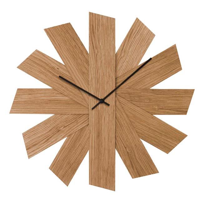 Wanduhr Momentum Johannes Lindner Design